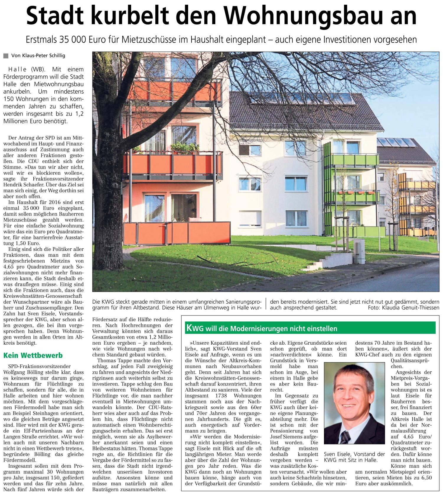20151209 - WB - Stadt kurbelt den Wohnungsbau an - 1500x