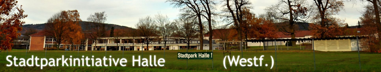 Stadtpark Halle (Westf.)